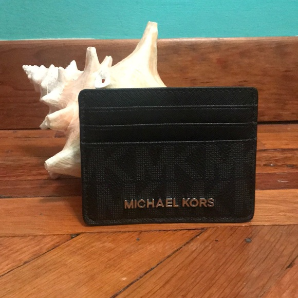 Michael Kors Handbags - Michael Kors Card Holder Wallet